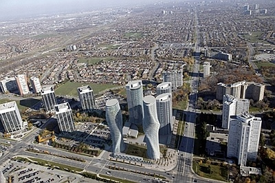 Absolute condos in Mississauga