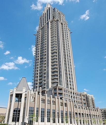 Daniels One Park condos Tower