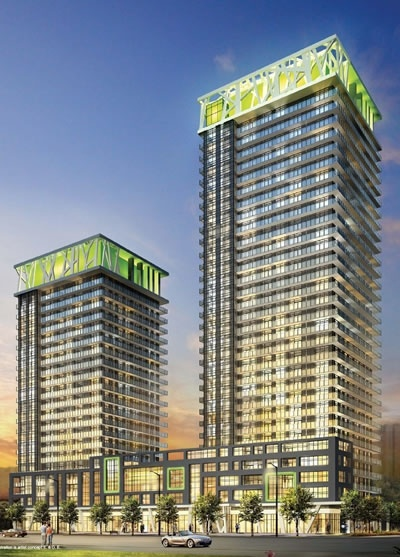 Limelight Condos in Mississauga