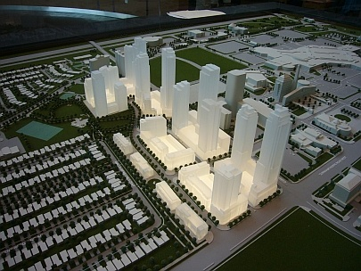 Parkside Village Mississauga Master Plan