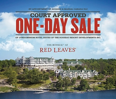 The Rosseau at Red Leaves, Muskoka