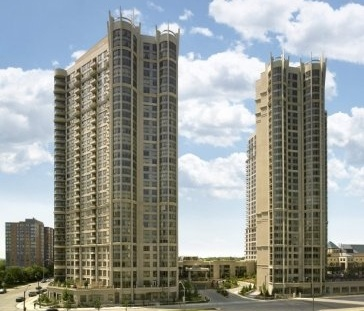 Tridel Ovation Condos in downtown Mississauga