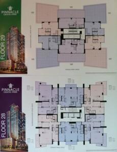 Grand Park Condos-Floor plans