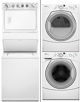 Repalce washer dryer combo with a duet type washer dryer