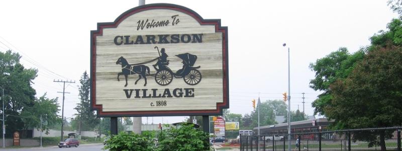 Clarkson Village, Mississauga
