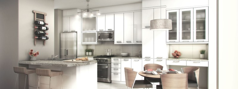 The Marquee Townhomes by Pinnacle in Mississauga Kitchen