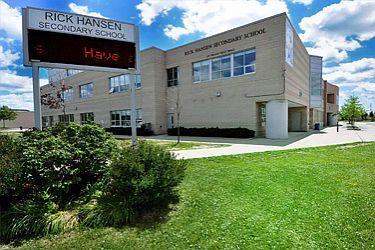 Top Mississauga Schools Rick Hansen Family