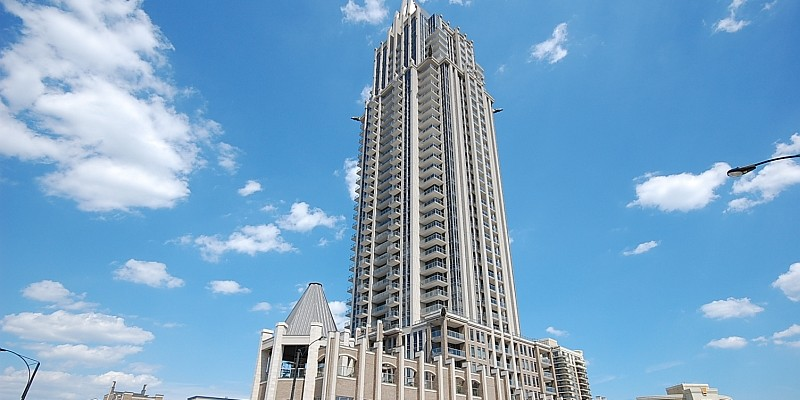 One Park Tower Condos 388 Prince of Wales, Square One, Mississauga