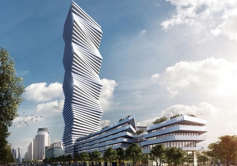 Tallest Condo Tower Mississauga M City Condos Phase 1