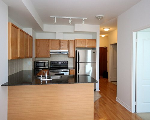 33 Elm Drive Condo for Sale Kitchen Before Upgrade