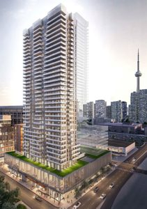 Daniels Lighthouse East Tower Condos in Downtown Toronto