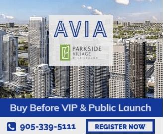 Avia Platinum Sale Before VIP Realtors & Public Launch