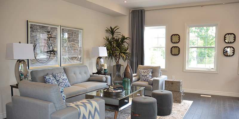 Freehold Townhouses Ancaster
