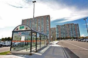 Hillcrest condo for sale Mississauga close to Cooksville GO station