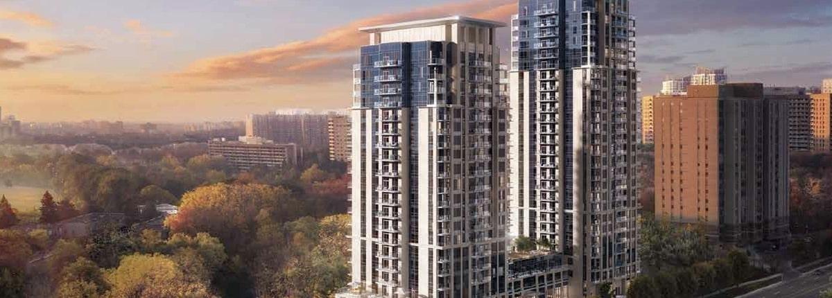 Keystone Condos 2 Towers By Kaneff At Square One Hurontario
