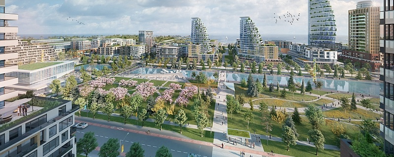 Lakeview Village Development in Mississauga likely to start in 2020