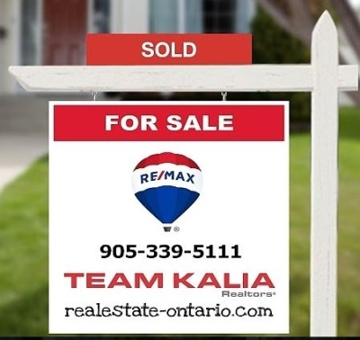 2021 GTA Real Estate Outlook from Team Kalia Home Selling