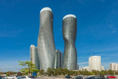 1 Bedroom Absolute Condo For Sale Exterior