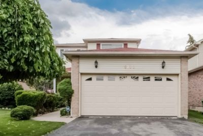Detached Home for Sale in Meadowvale