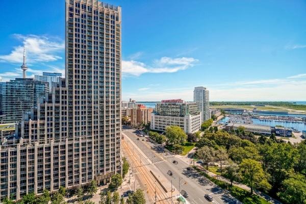 Toronto waterfront Condo For Sale